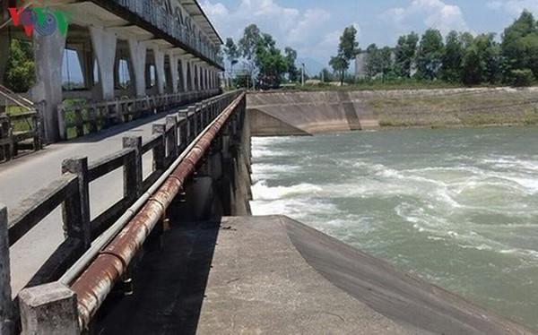 Nhà máy Cấp nước Cầu Đỏ Đà Nẵng.