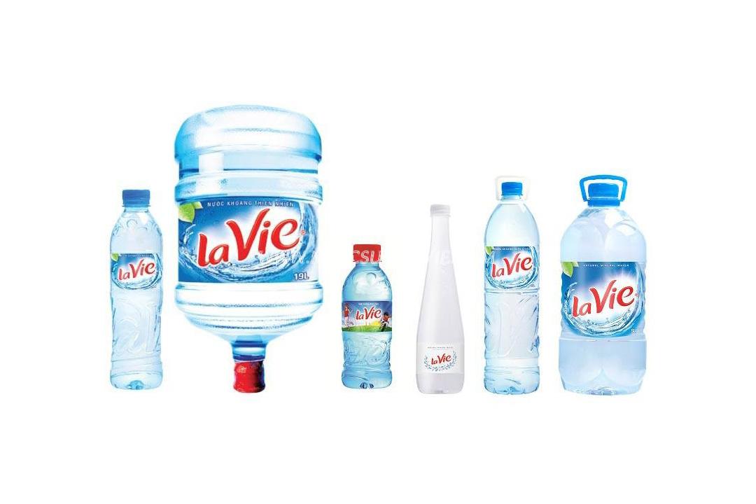 Lavie là thương hiệu nước khoáng chất lượng