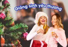 Giáng sinh ấm áp bên gia đình và những loại thức uống đặc trưng