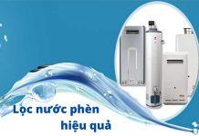 Lọc nước phèn hiệu quả