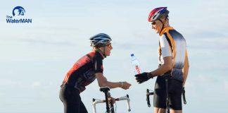 Chế độ nước uống quyết định nhiều tới sự bền bỉ khi luyện tập bô môn đạp xe