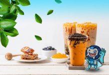 Top 20 loại trà sữa khiến giới trẻ phát nghiền