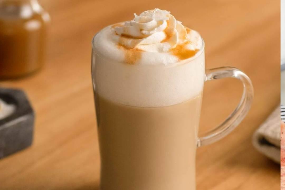 Cafe kem caramen