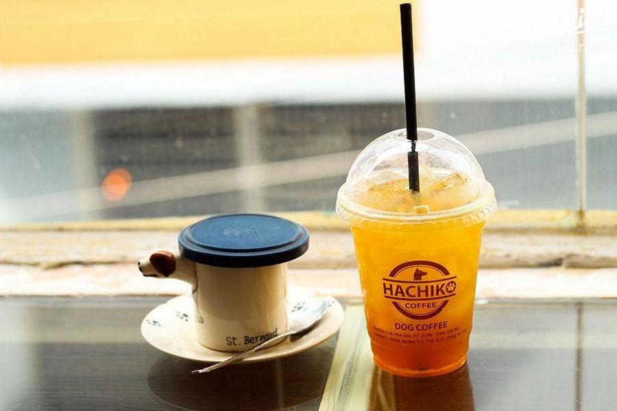 Nước uống ở Hachiko