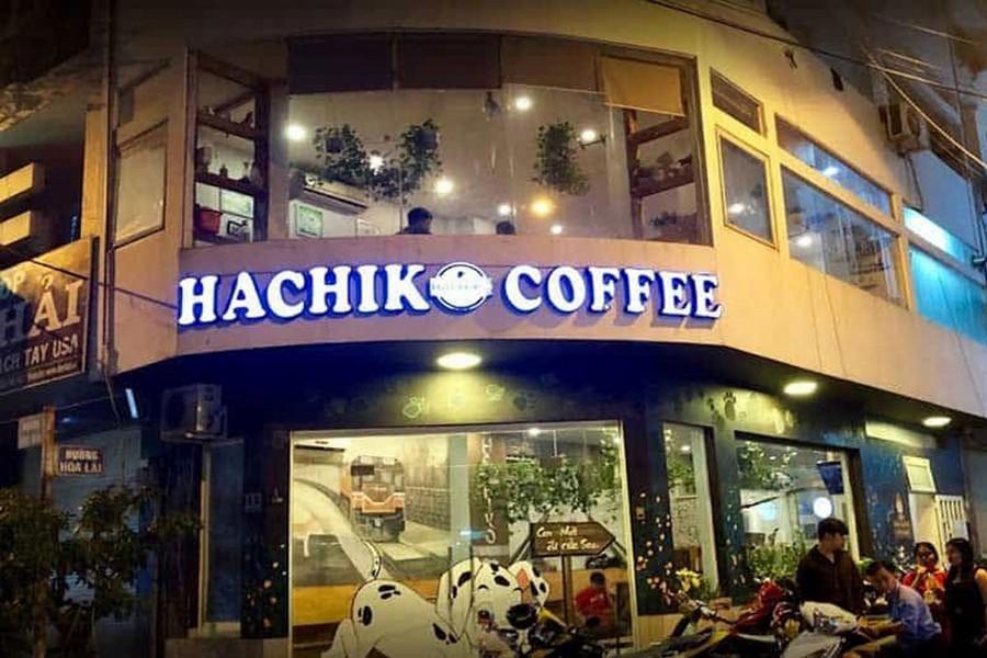 Hachiko Cafe