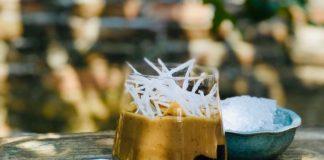Cafe cốt dừa thơm ngon