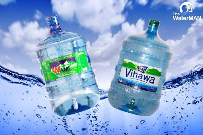 Nước tinh khiết Vihawa và nước Wami
