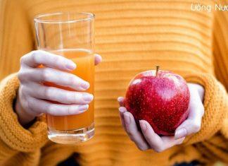 Nước ép táo thơm cung cấp vitamin, khoáng chất thiết yếu cho cơ thể