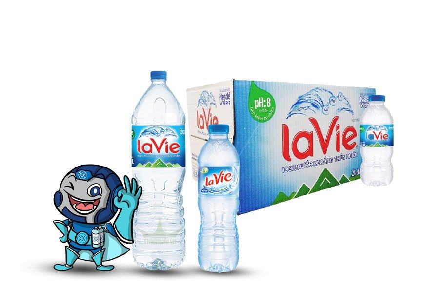 Những điều cần biết về nước khoáng Lavie