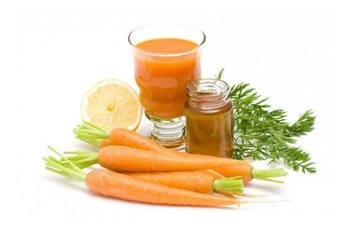 Cách pha chế nước ép cam, cà rốt và mật ong giúp đẹp da thon dáng