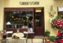 Cheese Coffee - Không gian yên tĩnh giữa lòng thành phố