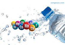 Những điều cần biết về nước điện giải