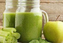 Công thức nước ép cần tây giúp ngăn ngừa lão hóa da hiệu quả