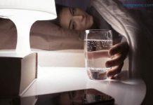 Sử dụng những thức uống này vào ban đêm nguy hiểm tột cùng