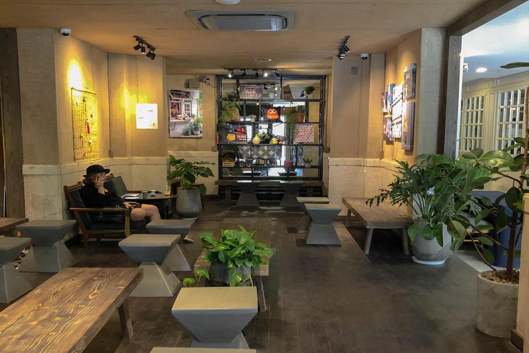 Kohi Coffee - Quán cà phê phong cách Nhật trên phố Nguyễn Huệ